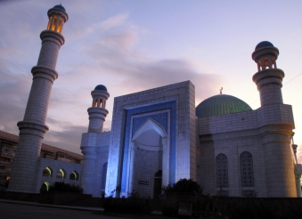 Central Mosque of Almaty