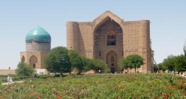 Mausoleum von Khoja Ahmed Yasawi