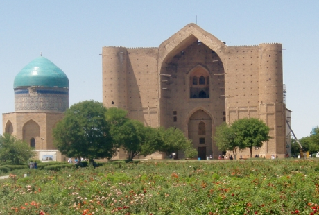 Mausoleum of Khoja Ahmed Yasawi